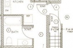 Kimberly Ridge Manor 1-Bedroom Floor Plans