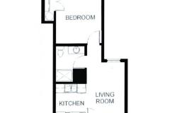 The villas 1 bed 1 bed